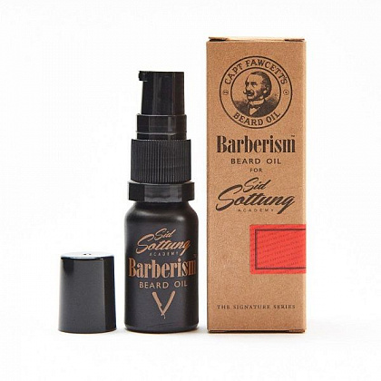 Масло для бороды Captain Fawcett Barberism 10 мл