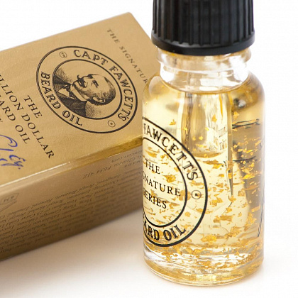 Масло для бороды Captain Fawcett The Million Dollar Beard Oil by Jimmy Niggles 10 мл
